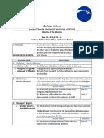 oe minutes pdf