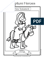 Activity Page 001-New Testament Coloring Pages