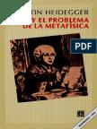 Heidegger - Kant y el problema de la metafísica.pdf