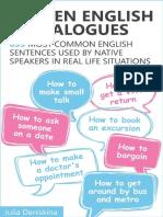 Spoken English in Dialogues_ 83 - Julia Deniskina