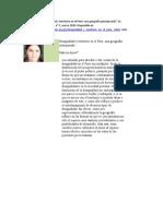 Ames_2010_Desigualdad y Territorio en El Perú