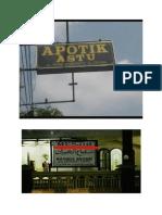 Kesalahan Pada Gambar Diatas Adalah Kata
