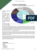 Enterprise Resource Planning - Wikipedia