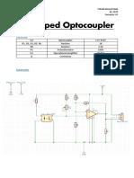 U Shaped Optocoupler