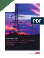 312610573-Lista-de-Precios-ABB-2015-Distribucion-de-Energia-Rev-01-Volumen-1-pdf.pdf