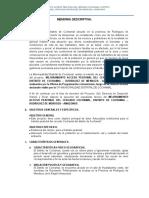 FORMATO N° 05 Memoria Descriptiva del Expediente Técnico..docx