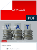 ERP Tax Setup Overview Doc