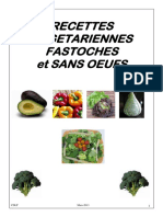 Recettes Vegetariennes Fastoches-cdlp
