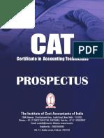 CAT Prospectus