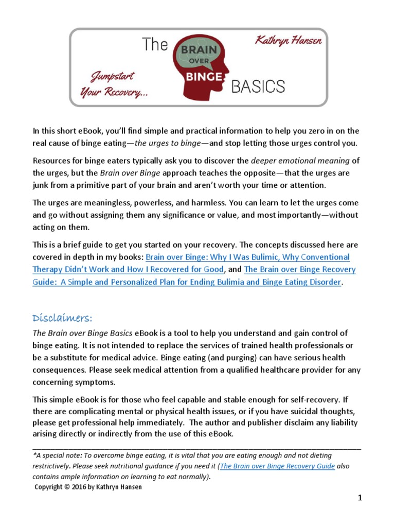 brain over binge free download pdf