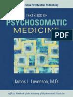 Textbook of Psychosomatic Medicine