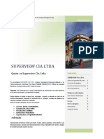 SUPERVIEW CIA LTDA Solutions Technological Engineering