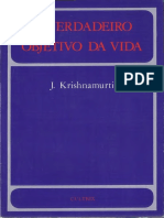 O verdadeiro objetivo da vida - Jiddu Krishnamurti.pdf