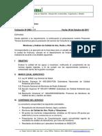 Cotizacion Gedsimasac 062 17