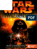 Star Wars Episodio III La Venga - Matthew Stover