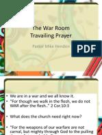 The War Room Part 2