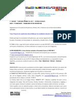 Bases y Condiciones - Formulario - Til 2017