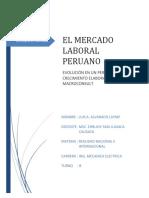 Mercado Laboral Peruano