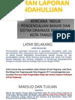 Paparan Laporan Pendahuluan Kota Tangerang