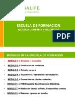 EFM 1 - Empresa y Productos