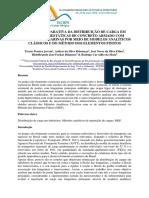 Análise Comparativa Da Distribuição de Carga Em Pontes de Concreto Armado