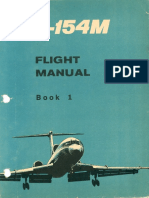 Tu-154M Flight Manual Book 1