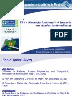 TAV - Distancia Funcional - O Impacto em cidades intermediárias.pdf