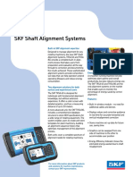 Shaft Alignment Systems Sell Sheet
