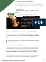 Metastasi Ai Polmoni e Al Fegato, Guarita Con l'Alimentazione