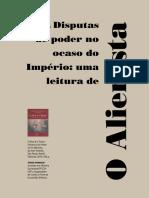 Disputas de Poder no ocaso do Império, Uma leitura de O Alienista - Tâmis Parron.pdf