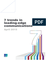 7 Trends in Leading -Edge Communication