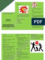 Leaflet Perilaku Kekerasan