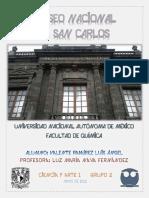 Museo Nacional de San Carlos 1989