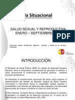 Sala Situacional Salud Sexual y Reproductiva Final 2017
