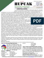 Thupuak Volume 12, Issue 29 (24 December 2017)