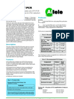 Human iPS RT-PCR Primer Set