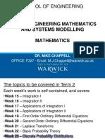 Es183 Maths Slides Week23-3