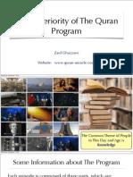 The Quranic University