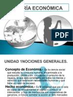 Teoría Económica Diapositivas