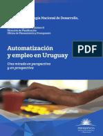 Automatización y Empleo en Uruguay