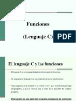 A Y E D - Funciones - I