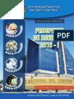 Universidad.nacional.del.Centro.del.Perú Prospecto.admision.2016-i