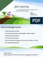 IBLC Seminar161217- Rifani-English ILearning