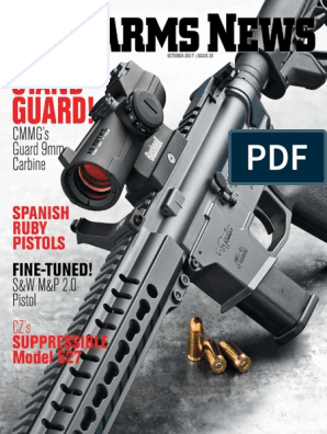 Firearms News Volume 71 Issue 23 2017 | Coupon | Advertising