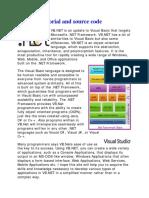 Vb.net Informations Notes