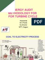 EA- Turbine Cycle