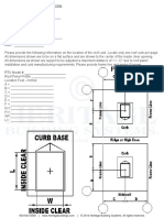Roof Curbs FORM