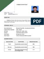 Resume Nandu