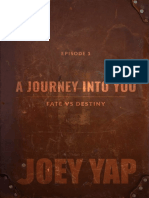 JY Episode 1 A Journey Into You