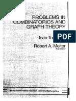 Tomescu Problems in Combinatorics
